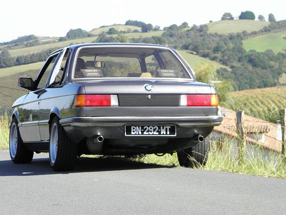 BMW Alpina B6 >> BMW Club Armorique • Afficher le sujet - suspension/jantes ...
